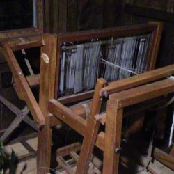 Floor Loom from start to finish